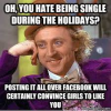 Tips for Singles on Surviving (and enjoying) the Holidays