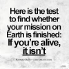 What is Your Mission on Earth and What is it Not? Ten Misconceptions