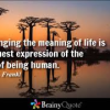 Do Humans Seek and Create Meaning (Part 1)?