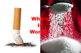 What Kills More People Sugar or Cigarettes
