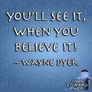 It Starts By Believing