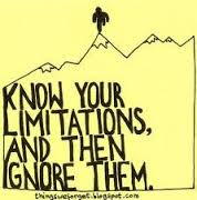 Arguing for Your Limitations